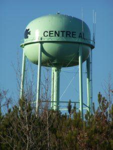 Centre, AL - fish tank