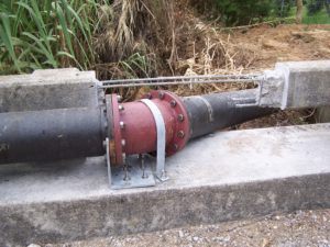 water system repair